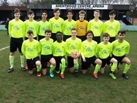 U16 - New season, new team, new football experience - Join Epping Forest Falcons