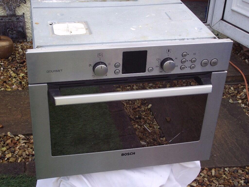 Bosch Gourmet Microwave Oven Bestmicrowave