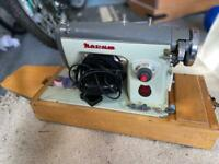 Vintage Novum electric sewing machine
