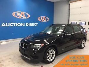 2013 BMW X1 XDRIVE! ONLY 44000KM! FINANCE NOW