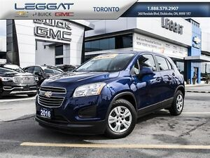 2016 Chevrolet Trax 1OWNER | ONLY 325 KMS | CLEAN CARPROOF