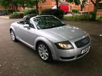 Audi tt 225 convertible 2000 112855 k miles (**part ex welcome **)