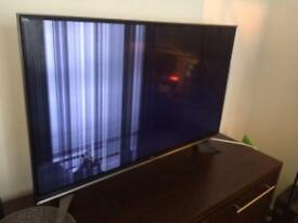 LG 43' uhd 4K smart tv. Sp/re