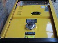 Changfa Electric Start Diesel Generator