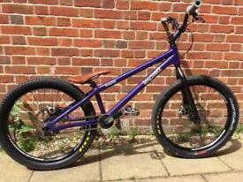 "Inspired Fourplay - 24"" Street/Trials Bike"