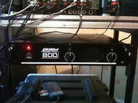 Carlsbro Powerline 800 Amplifier