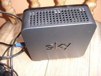 SKY __Wireless Router