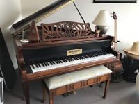 Baby Grand Piano - Open to offers