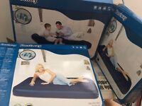 3 x Bestway airbeds + pump