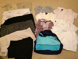 Maternity clothes bundle 13 items