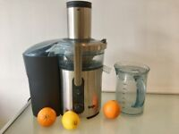 Sage Stainless Steel 1L Juicer, Perfect Condition