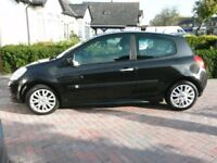 RENAULT CLIO 1.2 TURBO DYNAMIQUE 100 TCE 3 DOOR 2009 PETROL