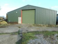 Agricultural Unit with services and 2 acres of land for rent. Excellent access.