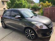 2012 Suzuki Swift Gl 5d Hatchback Phillip Woden Valley Preview