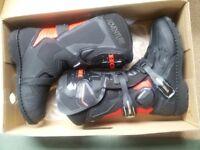 Motorcycle boots Alpine Star Adventure Honda New