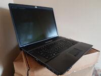 HP 550 laptop, Intel Celeron 550, 250GB HDD, Windows 7 Home, Office Pro
