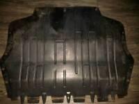 Skoda Octavia engine undertray