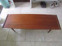 Coffee Table, Teak, Retro Myer & Co