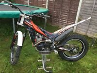 Beta evo 300 4t Trials bike
