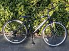 "18"" Apollo  hybrid city road bike (fully serviced and refurbished)"