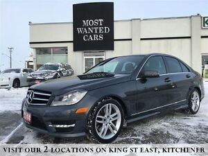 2014 Mercedes-Benz C-Class C300 | NAVIGATION | NO ACCIDENTS