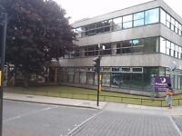 Serviced office space in Norwich