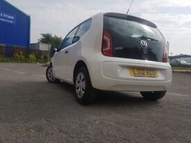 vw up great first car lowest insurance group