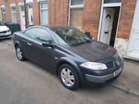Renault megane cc urgent sale
