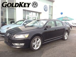 2012 Volkswagen Passat 2.5L | Highline | Bluetooth | Nav