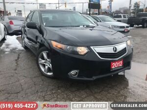 2012 Acura TSX Premium | LEATHER | ROOF | HEATED SEATS
