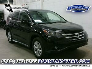 2014 Honda CR-V AWD 5dr EX-L W/ HEATED SEATS, SUNROOF