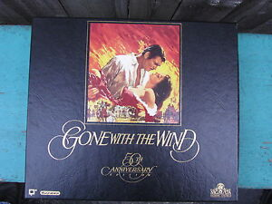 Gone With The Wind. 1939 50th Anniversary Special Edition.