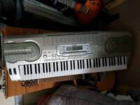 Casio 3800 full size keyboard as new