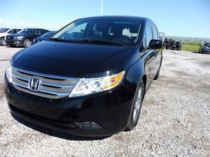 2013 Honda Odyssey EX Minor Hail Massive Savings!