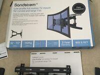 Sandstrom SFMLC15 Full Motion TV Bracket