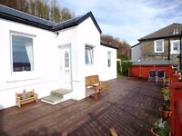 STUNNING ONE BEDROOM COTTAGE IN INNELLAN FOR SALE