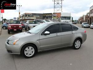 2008 Ford Focus SE Accident Free