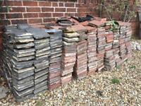 Antique Quarry Tiles (x1150)