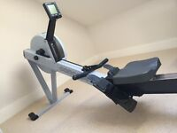 Concept 2 PM3 rowing machine in good condition