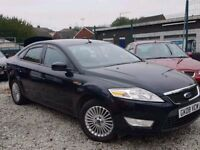 08 PLATE FORD MONDEO 2.0 TDCI TITANIUM X MODEL - PX WELCOME