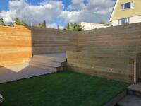 Fencing decking sheds Pergola and much more