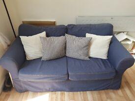 Ikea Ektorp 2-seater sofa - QUICK SALE