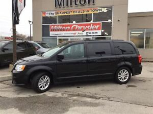 2016 Dodge Grand Caravan SXT+|DVD|BACK-UP CAMERA