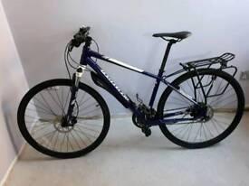 """Specialized ARIEL Ladies 18"""" Hybrid Bike"""