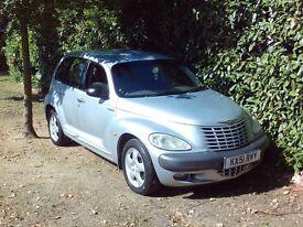Chrysler PT Cruiser Touring Edition (aluminium silver) 2001
