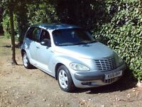 Chrysler PT Cruiser Touring Edition (aluminium silver) 2001