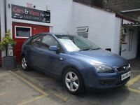 2005 Ford Focus 1.6 Zetec Climate 5dr FULL SERVICE H + CAM-BELT KIT