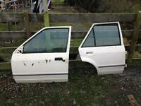 Ford escort mk4 doors orion