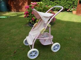 Baby Annabell Doll's Pushchair in Stevenage, Herts