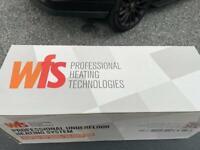 Wfs underfloor heating mats various sizes